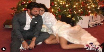 Sinan Akçıl ve Burcu Kıratlı evlendi