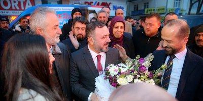 AK Parti Murat Ercan ile devam kararı aldı