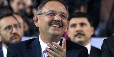 Mehmet Özhaseki Ankara için 111 projesini tanıttı