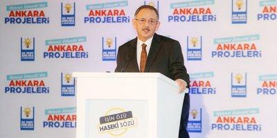 İşte Ankara'yı uçuracak 111 proje