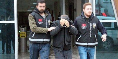 Evlilik yıldönümü için içki çalan kişi tutuklandı