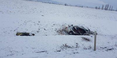 Eskişehir'deki feci kazada 3 kişi hayatını kaybetti