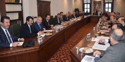Ocak ayı İlçe Müftüleri İstişare toplantısı Altındağ'da yapıldı