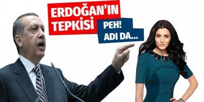 Cumhurbaşkanı Erdoğan'dan Deniz Çakır'a başörtüsü tepkisi