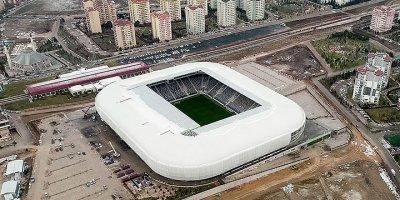 Yeni stadyumda sona gelindi