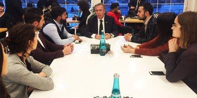 Mansur Yavaş: Gençliğin sorunlarını gençlerle birlikte çözeceğiz