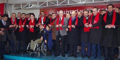 MHP Keçiören'de gövde gösterisi yaptı