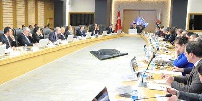 Ufuk2020 Başarılı Kuruluşlar İstişare Toplantısı Yapıldı
