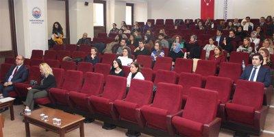 Klinik biyokimya uzmanları toplantısı gerçekleştirildi