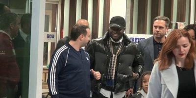 Victor Moses resmen Fenerbahçe'ye geldi