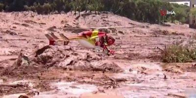 Baraj çöktü, 200 kişi kayıp
