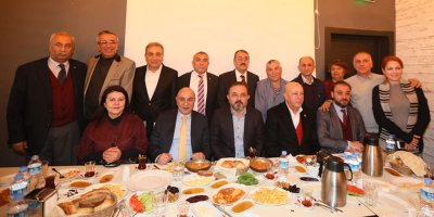 KIR-DER Cumhur İttifakı adaylarını bir araya getirdi
