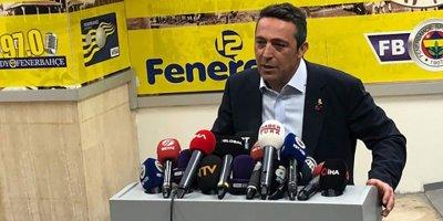 Ali Koç'tan istifa açıklaması