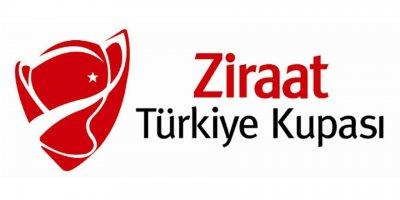 Türkiye Kupası çeyrek final eşleşmeleri belli oldu