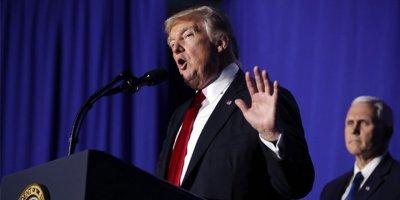 Trump'dan flaş İran açıklaması