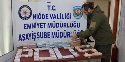 1 milyon 480 bin TL çalan sekiz şüpheli yakalandı