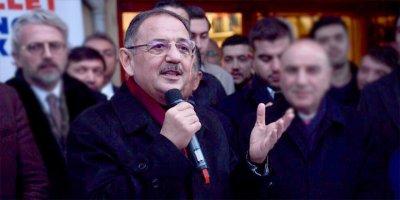 Özhaseki: HDP ile örtülü ittifak yapılıyor