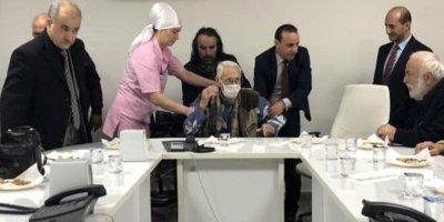 Ünlü sanatçı Eşref Kolçak son isteğini açıkladı