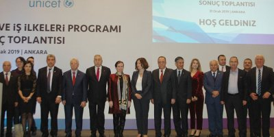 TESK ile UNICEF'in çocuk işçiliğine karşı iş birliği devam edecek