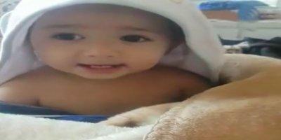18 aylık Faslı bebek dünya başkentlerini ezbere saydı