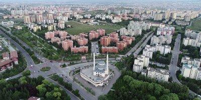 Ankara'da en kalabalık Etimesgut oldu