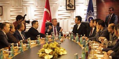 Mansur Yavaş: Ankara'nın içi boşaltıldı