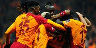 Galatasaray'ın bileği bükülmüyor