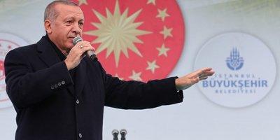 Cumhurbaşkanı Erdoğan: Fiyatlar yarı yarıya indi