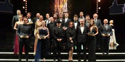 GQ Men Töreninde Ödüller Sahiplerini Buldu