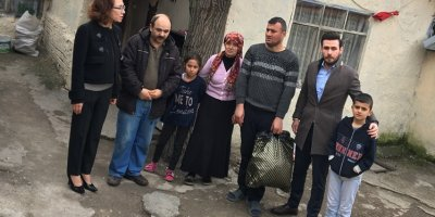 TÜSİAV Vakfı'ndan 'Bu Kış İyilik Kazandı'