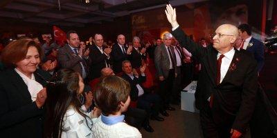 Yaşar, 2019-2024 projelerini açıkladı