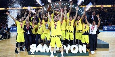Kupa beyi: Fenerbahçe Beko
