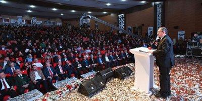 Özhaseki Ankara projelerini anlattı