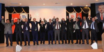 Karadenizlilerden Cumhur İttifakına destek