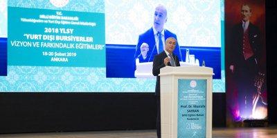 Safran: Hepiniz Türkiye'nin birer elçisi olacaksınız