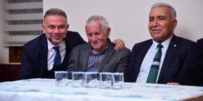 """Ertürk ve Kınacı """"can suyu"""" projesini anlattı"""
