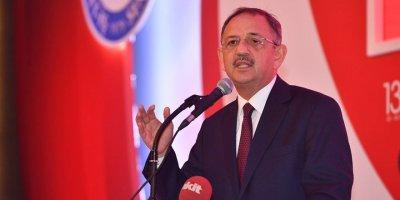 Özhaseki: Projesiz aday Ankaraya yakışmaz