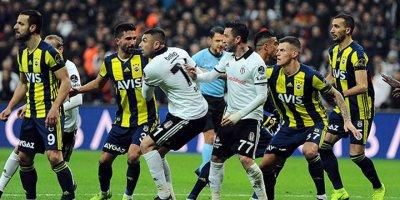 Fenerbahçe - Beşiktaş derbisinde kazanan olmadı