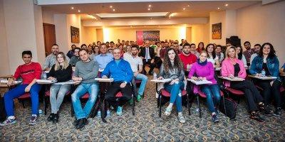 Antrenör Gelişim Semineri Ankara'da yapılacak