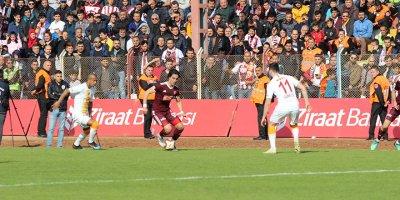 Galatasaray Hatay'da turladı