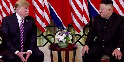 Donald Trump ve Kim Jong-un anlaşamadı