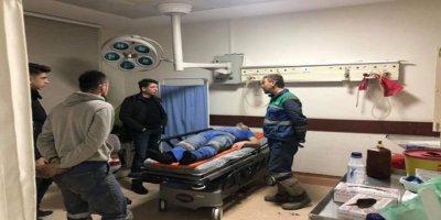 Çayırhan Park Termik Santralinde göçük:3 yaralı
