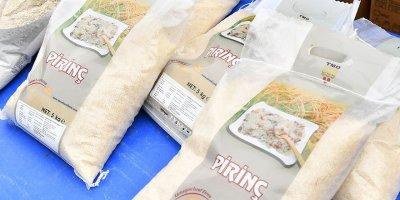Tanzim Satış'ın yeni ürünü pirinç oldu