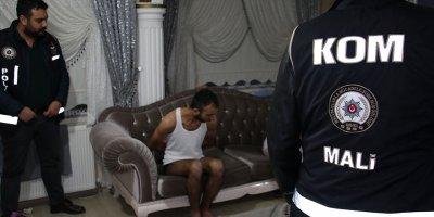 "Ankara Narko ekiplerinden ""KALE"" operasyonu"