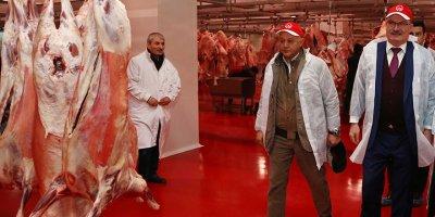 Karkas etin sınıflandırılmasına ATO'dan destek