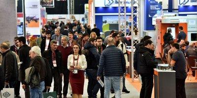 """Ankaralı sanayiciler """"WIN EURASIA"""" Sanayi Fuarı'nda buluşuyor"""