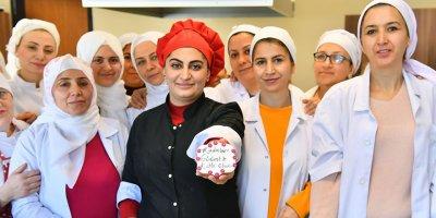 BELMEK'te ücretsiz yemek ve pastacılık eğitimi