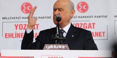 Devlet Bahçeli Yozgatlılara seslendi