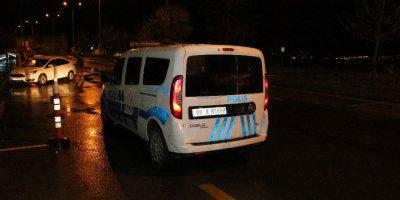 Başkent'te kimlik soran Bekçi'ye silahlı saldırı