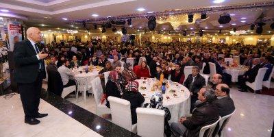 Başkan Yaşar Nevşehirlilerden tam destek aldı